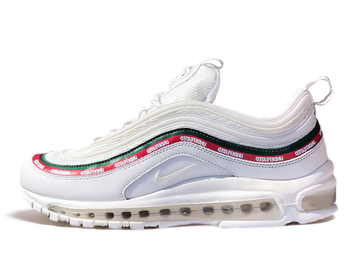 Nike Air Max 97 Undefeated Blancas