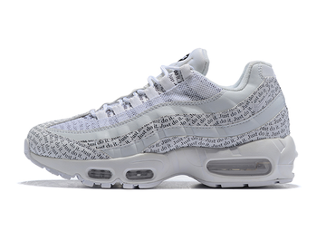 "Nike Air Max 95 OG ""Just do it"" Blancas"