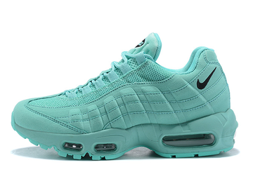 buy popular 54bd7 bc8c7 Nike Air Max 95 Azul Turquesa