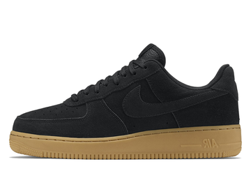 Nike Air Force Low Negras